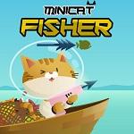 القط صياد السمك