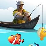 لعبة صيد الاسماك